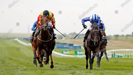 Editorial picture of Horse Racing - 08 Jul 2021