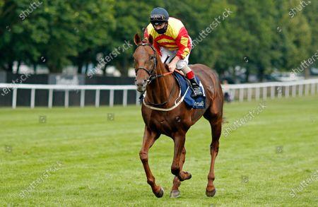 Editorial image of Horse Racing - 08 Jul 2021