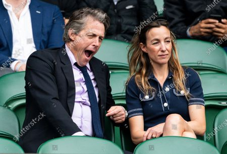 Editorial picture of Wimbledon Tennis Championships, Day 9, The All England Lawn Tennis and Croquet Club, London, UK - 07 Jul 2021