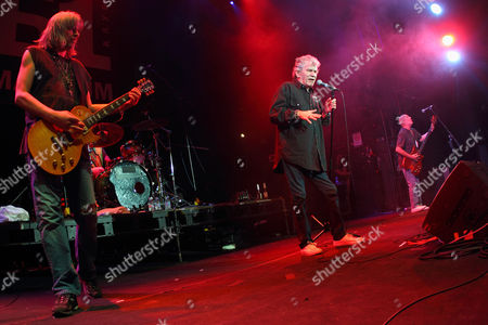 Editorial image of Nazareth in concert, Moscow, Russia - 21 Aug 2010
