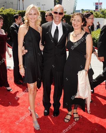 Amy Rice, Bill Migliore and Alicia Sams