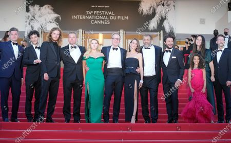 Editorial photo of 2021 Stillwater Red Carpet, Cannes, France - 08 Jul 2021