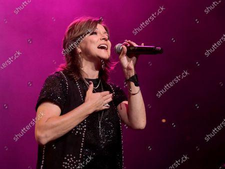Editorial picture of Martina McBride on the Alabama 50th Anniversary Tour, Nashville, USA - 03 Jul 2021