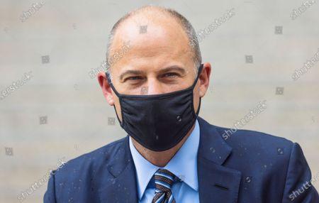 Editorial photo of Michael Avenatti Sentacing Hearing, New York, USA - 08 Jul 2021