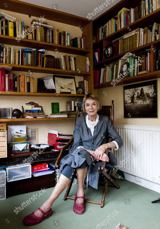 Editorial picture of Susannah York at home in London, Britain - 27 Jul 2010