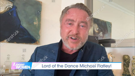 Stock Picture of Michael Flatley