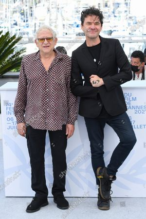 Editorial image of 'The Storms of Jeremy Thomas' photocall, 74th Cannes Film Festival, France - 09 Jul 2021