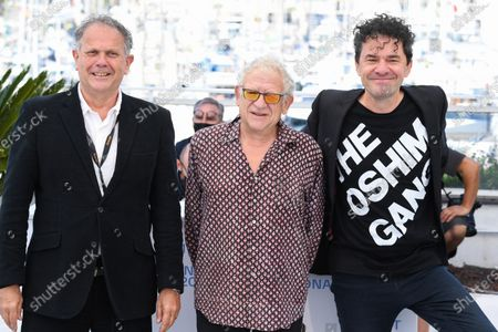 Editorial photo of 'The Storms of Jeremy Thomas' photocall, 74th Cannes Film Festival, France - 09 Jul 2021