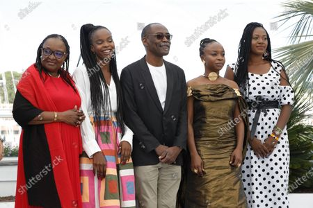 Hadje Fatime Ngoua, Rihane Khalil Alio, Mahamat-Saleh Haroun, Achouackh Abakar Souleymane, Bria Gomdigue