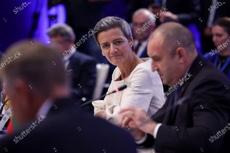 Editorial picture of Margrethe Vestager, Executive Vice President of the European Commission, National Palace of Culture, Sofia, Bulgaria - 09 Jul 2021