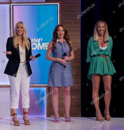 Liz McClarnon, Natasha Hamilton and Jenny Frost