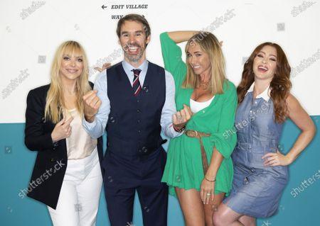Editorial photo of 'Loose Women' TV show, London, UK - 09 Jul 2021