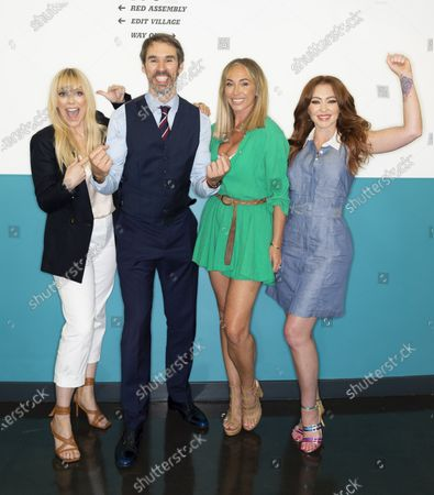 Editorial picture of 'Loose Women' TV show, London, UK - 09 Jul 2021