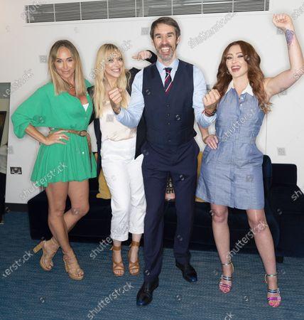 Editorial image of 'Loose Women' TV show, London, UK - 09 Jul 2021