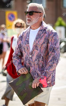 Stock Image of Nick Wooster