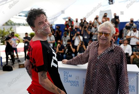 Editorial picture of The Storms Of Jeremy Irons - Photocall - 74th Cannes Film Festival, France - 09 Jul 2021