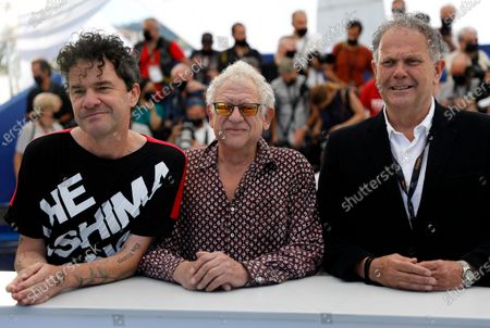 Editorial image of The Storms Of Jeremy Irons - Photocall - 74th Cannes Film Festival, France - 09 Jul 2021