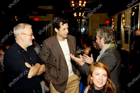 Editorial photo of Opening Night of BRASSERIE LES HALLES POP-UP in celebration of Focus Features and Morgan Neville's Roadrunner: A Film About Anthony Bourdain, New York, USA - 08 Jul 2021
