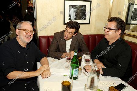Editorial image of Opening Night of BRASSERIE LES HALLES POP-UP in celebration of Focus Features and Morgan Neville's Roadrunner: A Film About Anthony Bourdain, New York, USA - 08 Jul 2021
