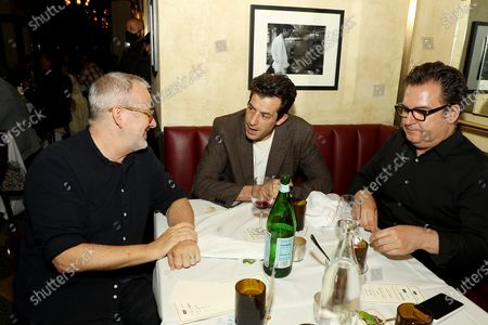 Morgan Neville (Director), Mark Ronson with Guest