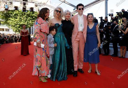 Editorial photo of Benedetta Premiere - 74th Cannes Film Festival, France - 09 Jul 2021