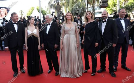 Editorial photo of 2021 Benedetta Red Carpet, Cannes, France - 09 Jul 2021