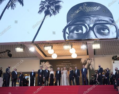 Editorial image of 2021 Benedetta Red Carpet, Cannes, France - 09 Jul 2021