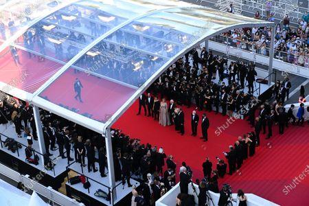 Editorial picture of Benedetta Premiere - 74th Cannes Film Festival, France - 09 Jul 2021
