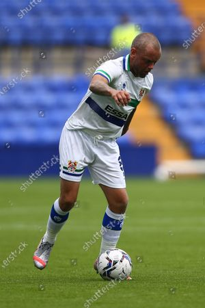 Editorial picture of Tranmere Rovers v Rangers, Pre Season Friendly, Football, Prenton Park, Wirral, UK - 10 July 2021