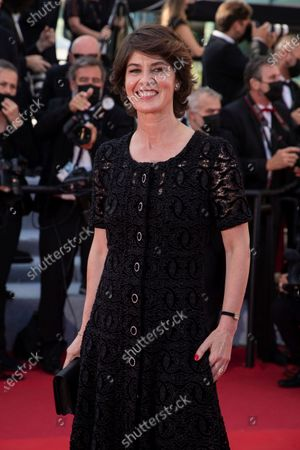 Editorial picture of 2021 Benedetta Red Carpet, Cannes, France - 09 Jul 2021