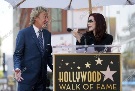 Editorial picture of Nigel Lythgoe Wallk of Fame Ceremony, Los Angeles, United States - 09 Jul 2021