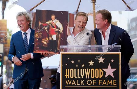 Editorial photo of Nigel Lythgoe Wallk of Fame Ceremony, Los Angeles, United States - 09 Jul 2021