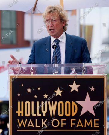 Editorial image of Nigel Lythgoe Wallk of Fame Ceremony, Los Angeles, United States - 09 Jul 2021