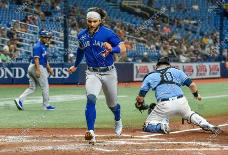 Editorial image of Blue Jays Rays Baseball, St. Petersburg, United States - 09 Jul 2021