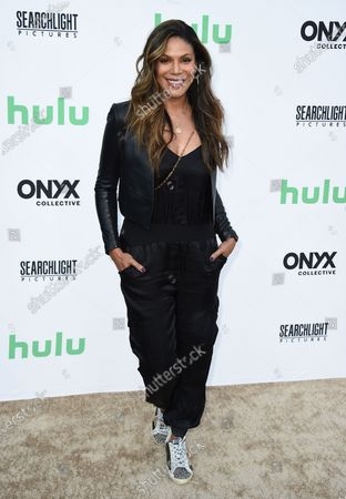 """Merle Dandridge arrives at the Los Angeles premiere of """"Summer of Soul"""" at The Greek Theatre on"""