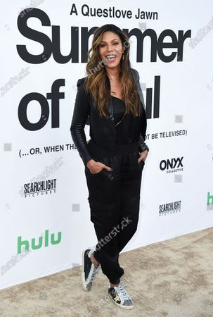 """Editorial image of Premiere of """"Summer of Soul"""", Los Angeles, United States - 09 Jul 2021"""