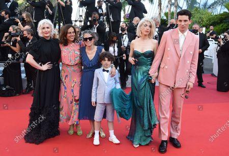 Editorial picture of 'Benedetta' premiere, 74th Cannes Film Festival, France - 09 Jul 2021