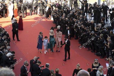 Editorial image of 'Benedetta' premiere, 74th Cannes Film Festival, France - 09 Jul 2021