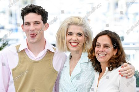 Editorial image of 'Mothering Sunday' photocall, 74th Cannes Film Festival, France - 10 Jul 2021