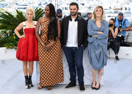 Editorial photo of 'The Divide' photocall, 74th Cannes Film Festival, France - 10 Jul 2021