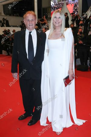 Editorial photo of 'Flag Day' premiere, 74th Cannes Film Festival, France - 10 Jul 2021
