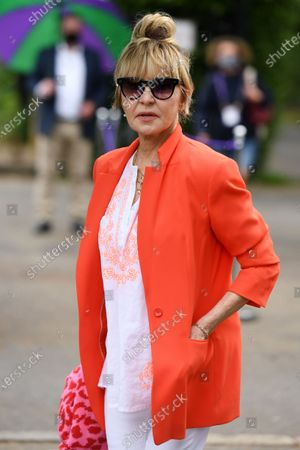 Editorial picture of Wimbledon Tennis Championships, Day 12, The All England Lawn Tennis and Croquet Club, London, UK - 10 Jul 2021