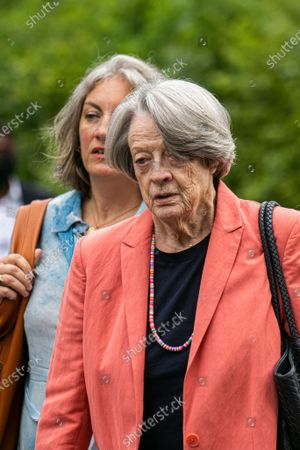 Stock Image of Maggie Smith