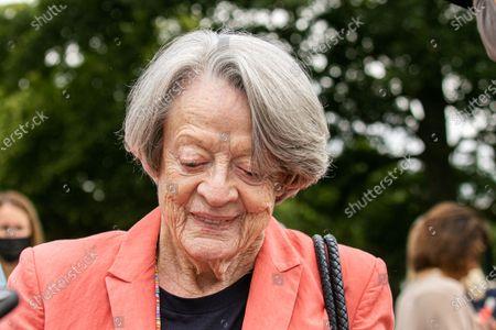 Stock Photo of Maggie Smith