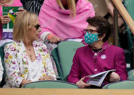 Editorial picture of Wimbledon Tennis, London, United Kingdom - 10 Jul 2021