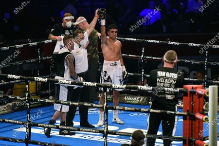Editorial photo of Queensberry Promotions Show, Boxing, Royal Albert Hall, London, UK - 10 Jul 2021