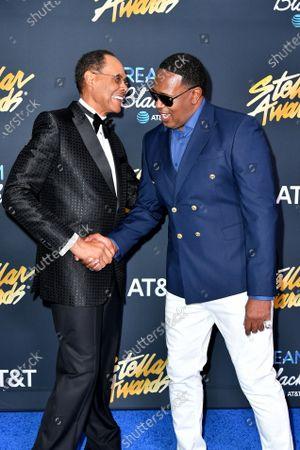 Editorial photo of 35th Annual Stellar Awards, Arrivals, Nashville, Tennessee, USA - 10 Jul 2021