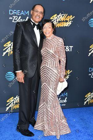 Dan Jackson and Merri Dee