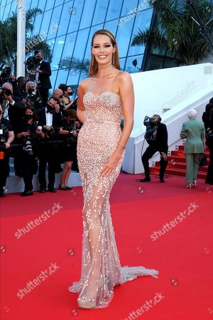 Editorial image of 'Peaceful' premiere, 74th Cannes Film Festival, France - 10 Jul 2021