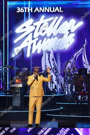 Editorial image of 36th Annual Stellar Awards, Show, Nashville, Tennessee, USA - 10 Jul 2021